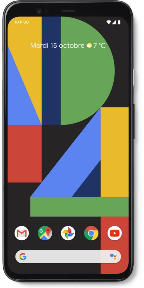 Smartphone Pixel 4 XL 64 Go Google Noir
