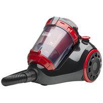 Bestron - aspirateur sans sac 1200w rouge et noir - abl900bre