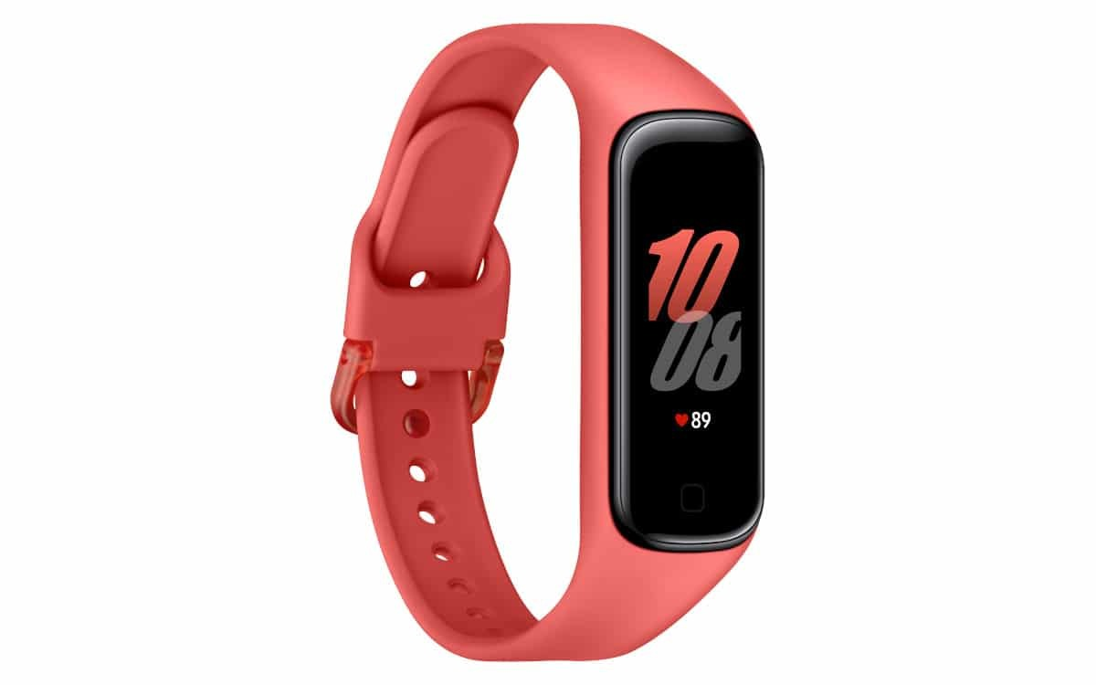 Galaxy Fit 2 - Rouge