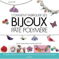 Marabout - Comment fabriquer ses bijoux en pâte polymère