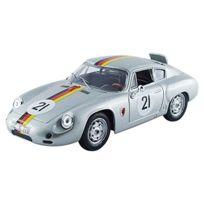 Best Model - 9535 - VÉHICULE Miniature - ModÈLE À L'ÉCHELLE - Porsche - Abarth Gtl - 1000KM De Paris 1962 - Echelle 1/43