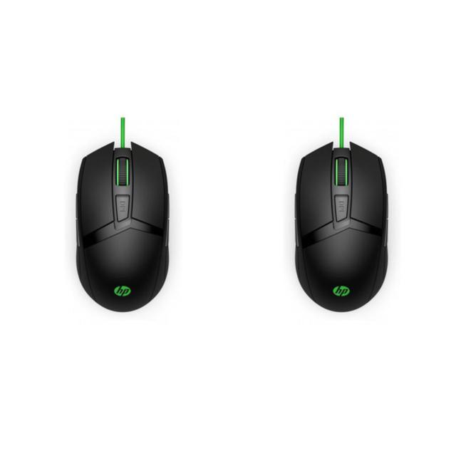 HP Lot de 2 Pavilion Gaming Mouse 300