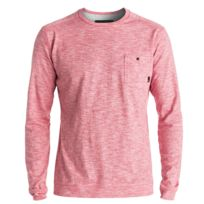Quiksilver - Lindow Crew Sweat Homme - Taille L - Rouge