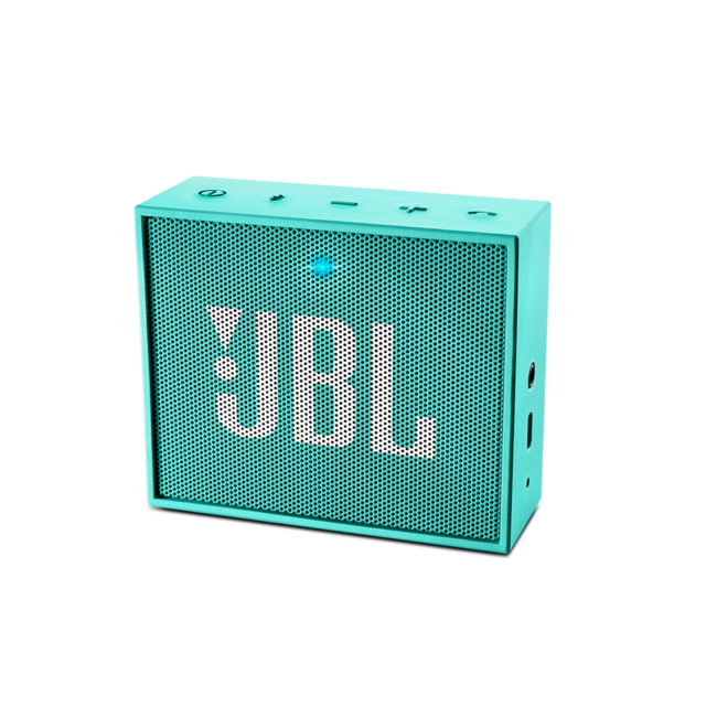 JBL - Enceinte Bluetooth Turquoise - GO