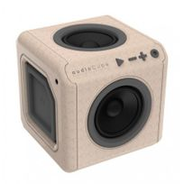 Allocacoc - AudioCube portable wood edition
