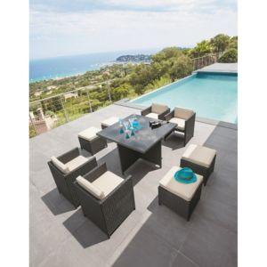 Stunning Salon De Jardin Hesperide Mayotte Contemporary - Awesome ...
