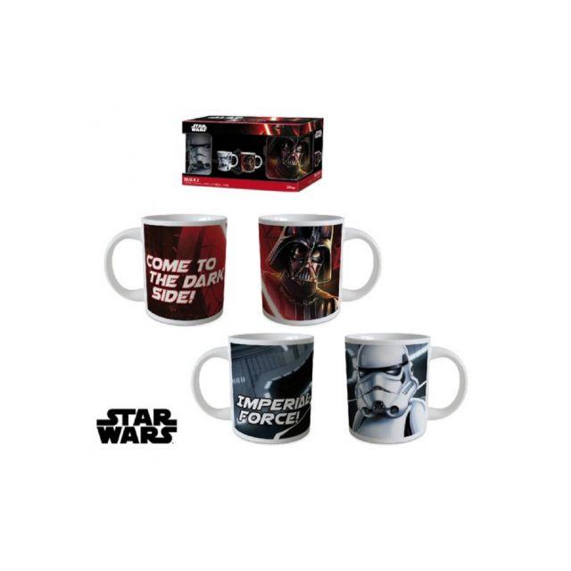 Star Wars Lot de 2 mugs