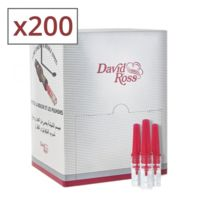 David Ross - Filtre chicha x 200