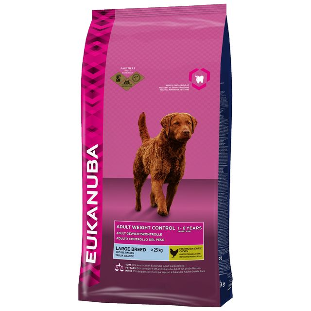 Eukanuba Chien Adult Large Breed Weight Control