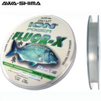 Awa-shima - Nylon De Peche Ion Power Fluor-x Fluorine 250M