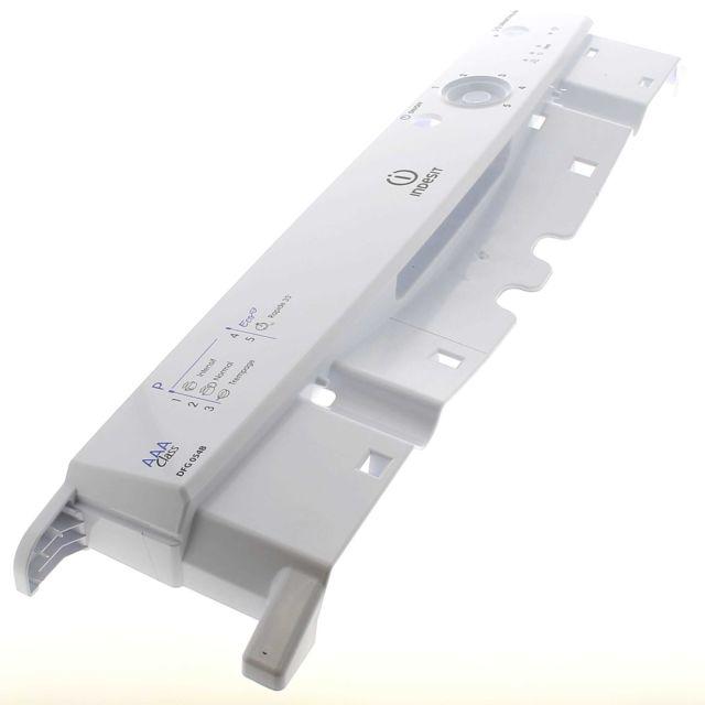 Indesit Bandeau de commande blanc dfg054b pour Lave-vaisselle