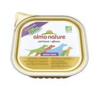 Almo Nature - Recettes daily menu bio pour chien Poulet et pomme de terre
