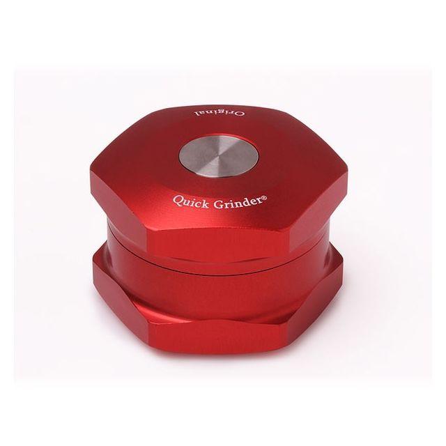 Quick Grinder v3 rouge