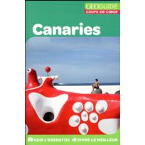 Gallimard-loisirs - Geoguide coups de coeur ; Canaries