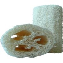 Heolia - Eponges bain Loofah Gommage Anticellulite 20cm