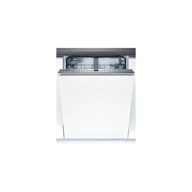 Bosch Lave-vaisselle Tout-intégrable 60 Cm Sbv 46 Dx 00 E