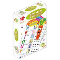 zig zag educatif - Maxi fiches ABC mots et phrases