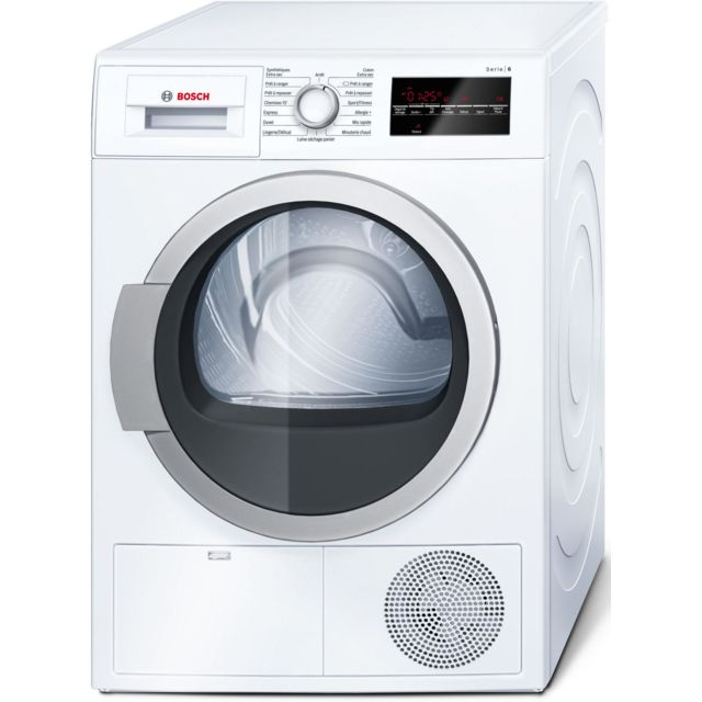 Bosch - WTG 86400 FF