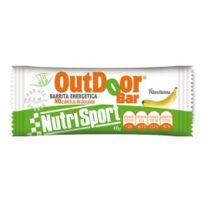 NutriSport - Barre énergétique OutDoor Bar banane 20 unités