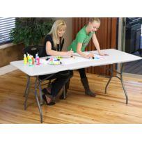Lifetime Table Pliante. Amazing Lifetime Table Pliante Cm Rond ...