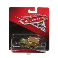 Cars - Voiture Disney 3 Sergent Véhicule Miniature Kaki Re-h95