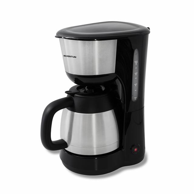 Inventum machine à café 8 tasses 900 W noir Kz618