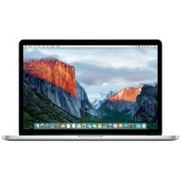 APPLE - MacBook Pro 15 Retina - 256 Go - MJLQ2F/A - Argent