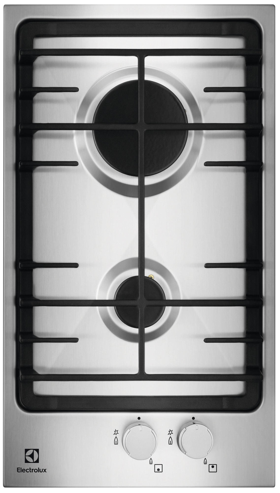 electrolux arthur martin domino gaz inox egg3322nvx achat plaque de cuisson gaz. Black Bedroom Furniture Sets. Home Design Ideas