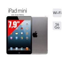 APPLE - iPad Mini 2 - 16 Go - Gris Sideral - Reconditionné