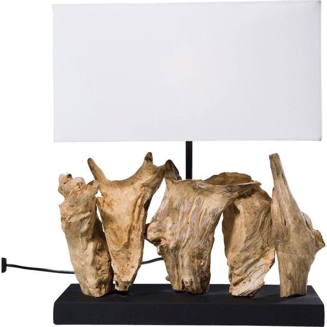 Karedesign Lampe de Table Nature Verticale Kare Design