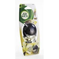 Air Wick - diffuseur mèche d'aérateur Vanille