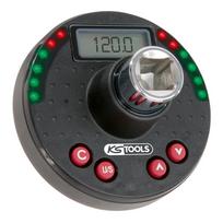 Ks Tools - Adaptateur couple et angle, capacité 6.8 – 135 Nm 516.1192