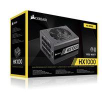 CORSAIR - Bloc d'alimentation hautes performances HX1000 1 000 W 80 Plus Platinum