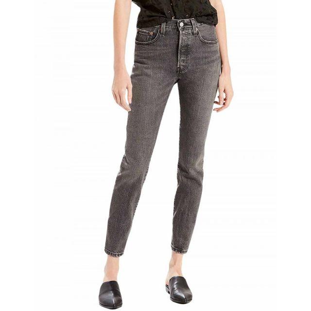 ac45bac57b8 Levi S - Jeans 501 Skinny Black Coast Noir - W30 L30 - pas cher Achat    Vente Jeans femme - RueDuCommerce