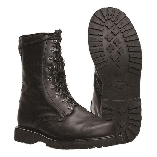 Militec Chaussures Tsr Bundeswehr Mil Tec pas cher Achat
