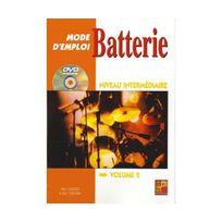 Play Music Publishing - Batterie Mode D'EMPLOI Intdvd