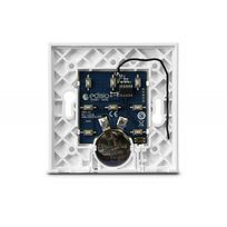 Edisio - Base d'interrupteur 5 canaux coloris Blanc