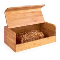 KLARSTEIN - Basket N°9 Boîte à pain en bambou 7 L