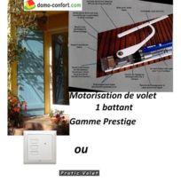 attache volet roulant achat attache volet roulant pas. Black Bedroom Furniture Sets. Home Design Ideas