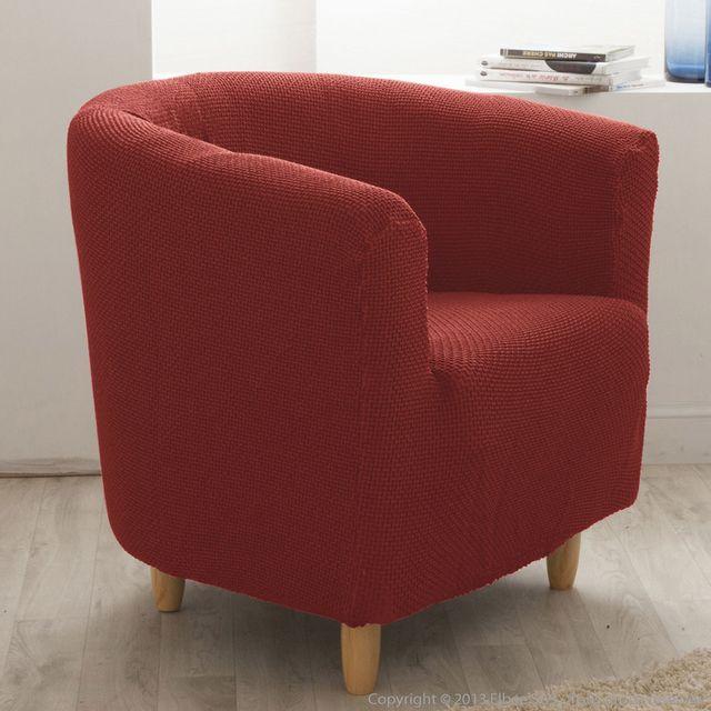 dlm housse de fauteuil cabriolet club extensible coton. Black Bedroom Furniture Sets. Home Design Ideas