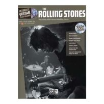 Alfred Publishing - Partitions Variété, Pop, Rock Rolling Stones - Ultimate Guitar Play Along + 2 Cd - Guitar Tab Guitare Tablatures