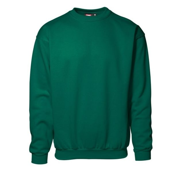 Id - Sweat coupe large Homme 2XL, Vert Utid2