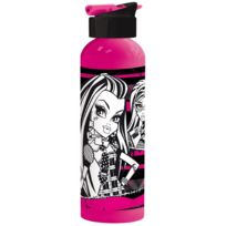 Stor - Bouteille alu à paille 750 ml Monster High