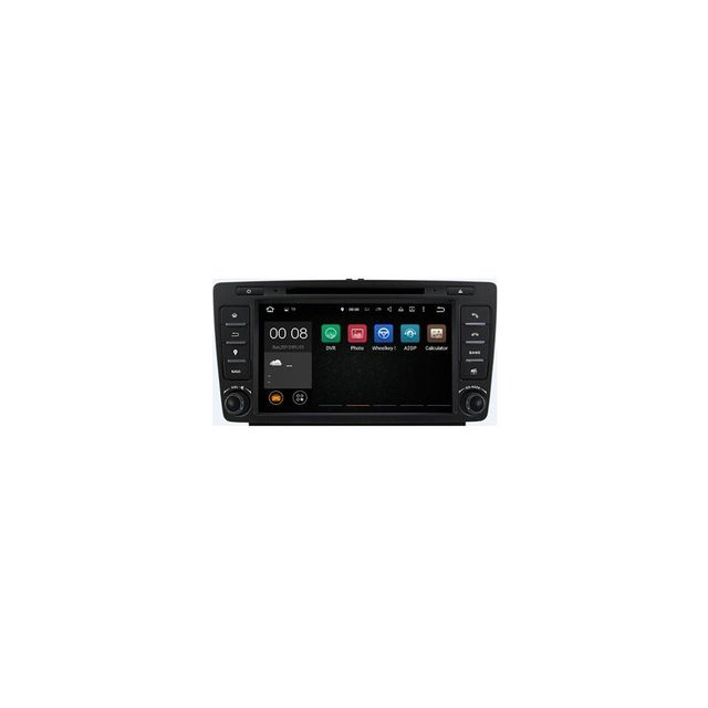 Auto-hightech Autoradio gps bluetooth Skoda Octavia 2009-2012 Android 5.1 radio WiFi