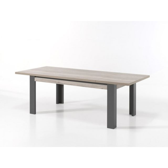 Meubles Europeens Table avec empietement robuste