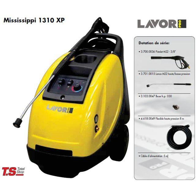 lavor - pro - nettoyeur haute pression eau chaude 3000w 150 bars