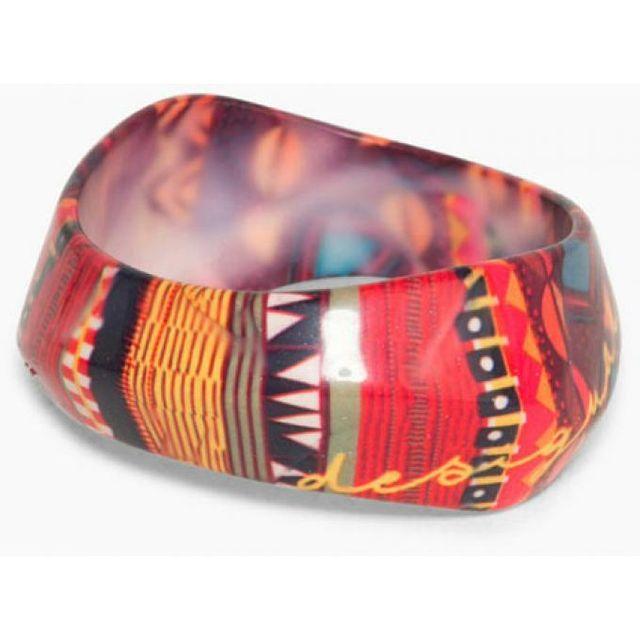 Desigual Bijoux - Bracelet Desigual Bijoux 17WAGOG6-7008 - Bracelet Rouge  Éte Femme b7316b4f655