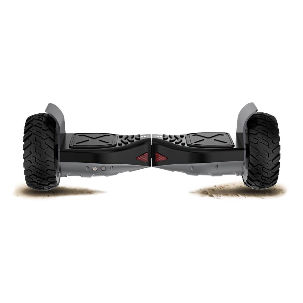 Hoverboard Hummer Noir Suv Tout Terrain 8,5 Pouces avec Bluetooth sac de transport et télécommande