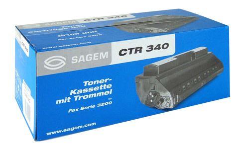 Sagemcom Toner imprimante laser noir Sagem Ctr340