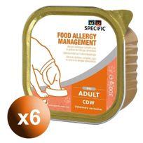 Dechra - Specific - Food Allergy Management - Adult Chien -6x300g